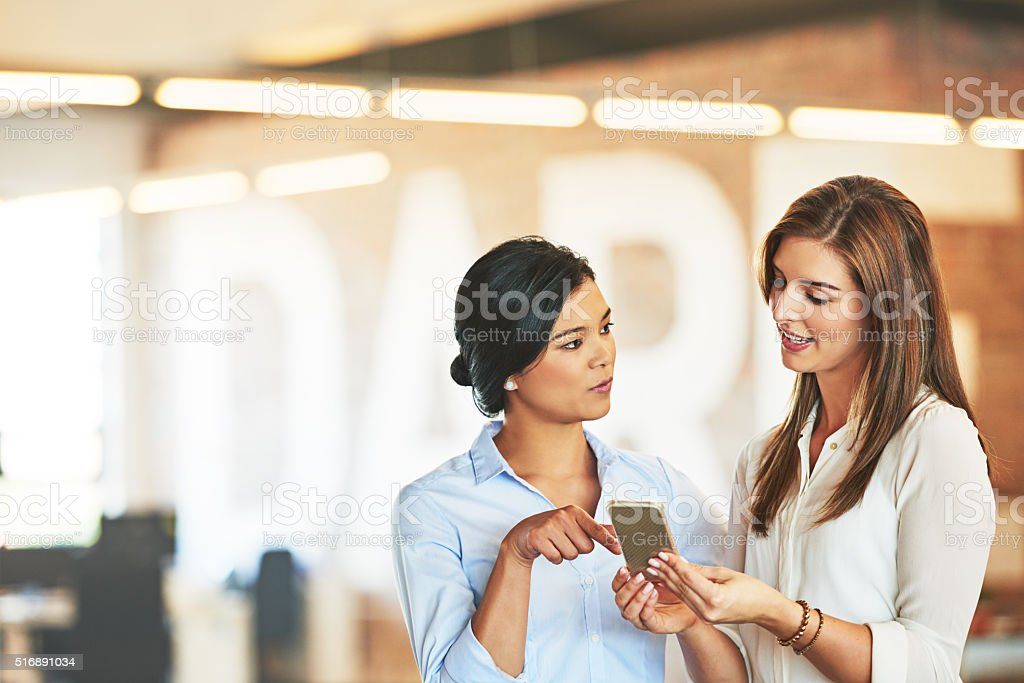 And how is this working for you? stock photo