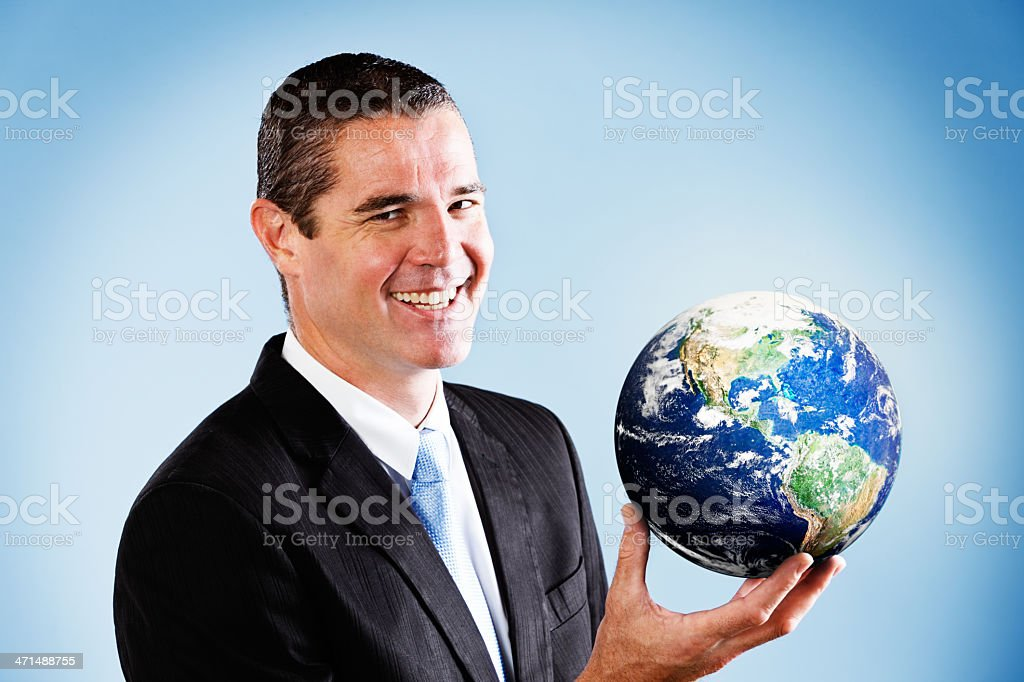 And I think to myself, what a beautiful world royalty-free stock photo