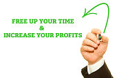 FREE UP YOUR TIME and INCREASE YOUR PROFITS