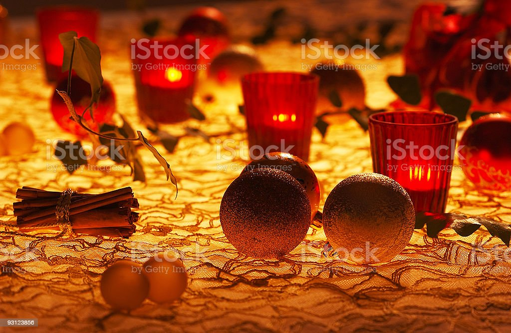 and now it is christmas royalty-free stock photo