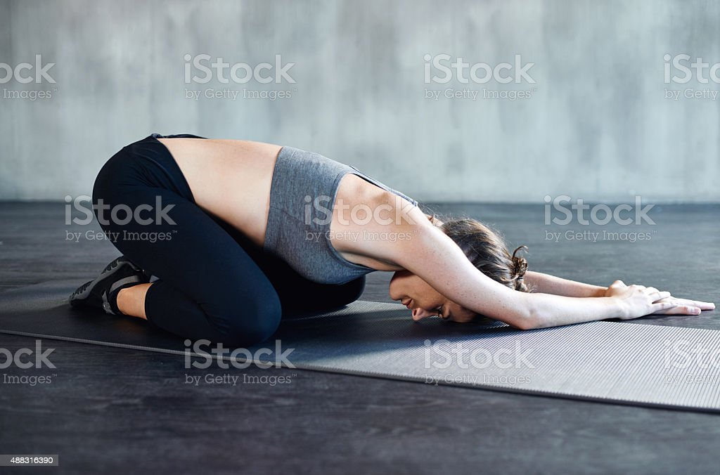 And now to relax... stock photo