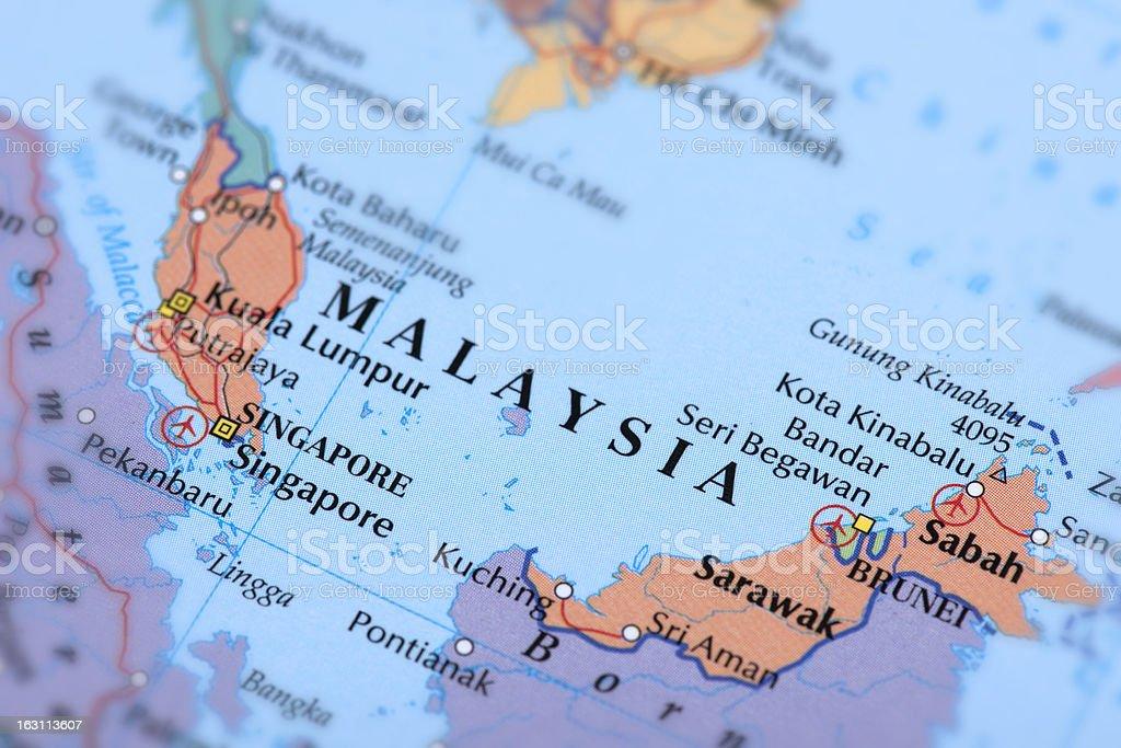 MALAYSIA and SINGAPORE stock photo