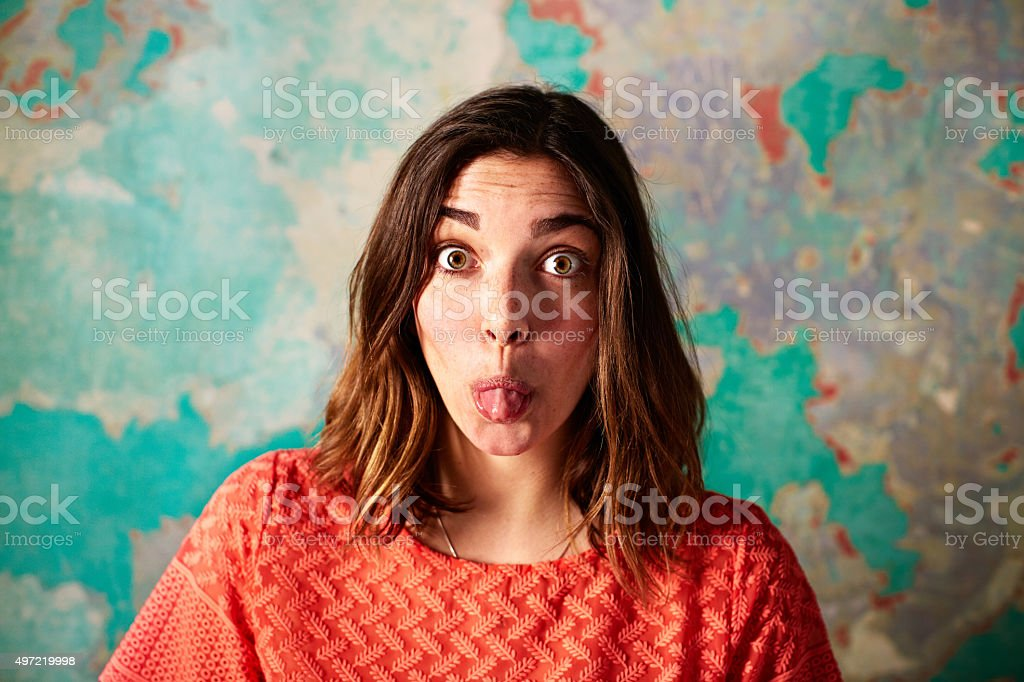 And that's what I think of that! stock photo
