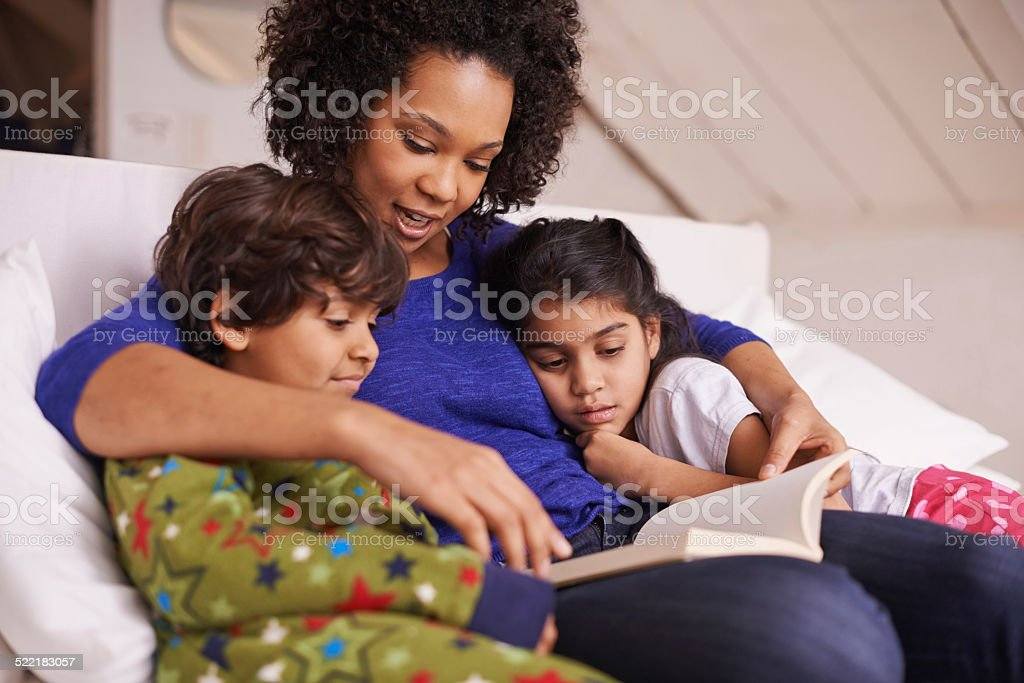 And then they lived happily ever after... stock photo