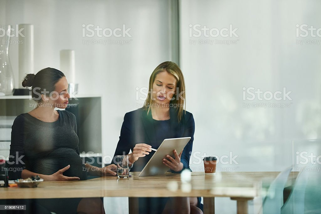 And this here is your last day? stock photo