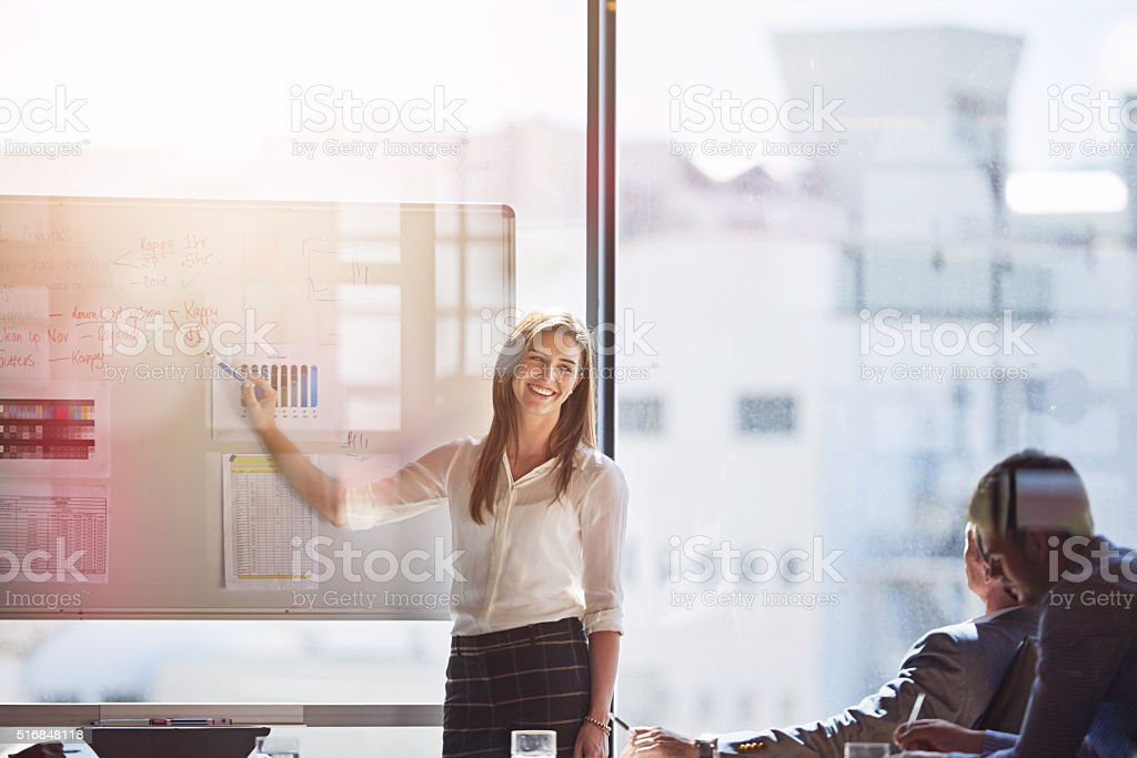And this is where we stand... stock photo