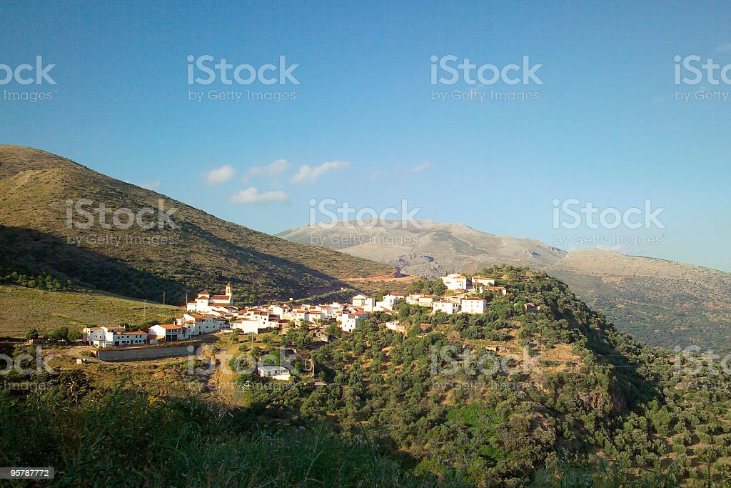 Andalusia royalty-free stock photo