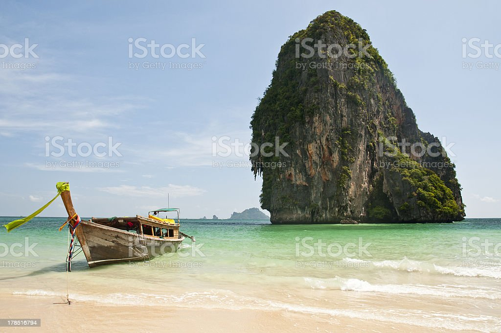 Andaman Sea - Thailand royalty-free stock photo