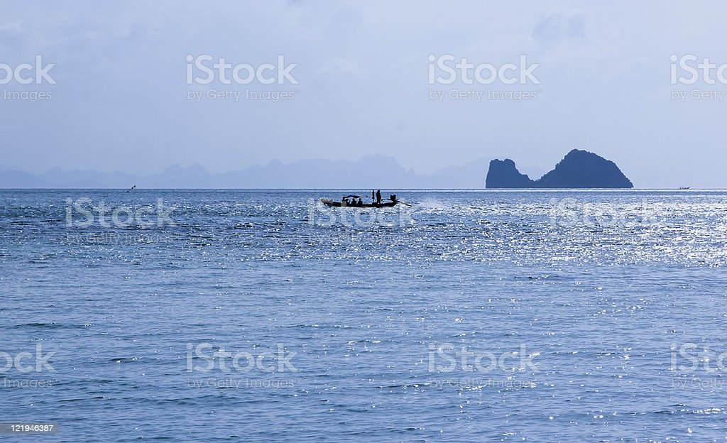 ang thong marine park samui thailand royalty-free stock photo