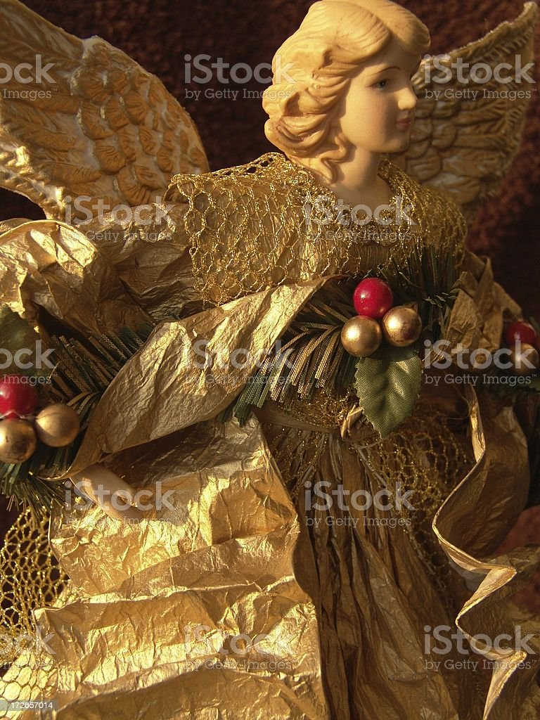 Angel 4 royalty-free stock photo
