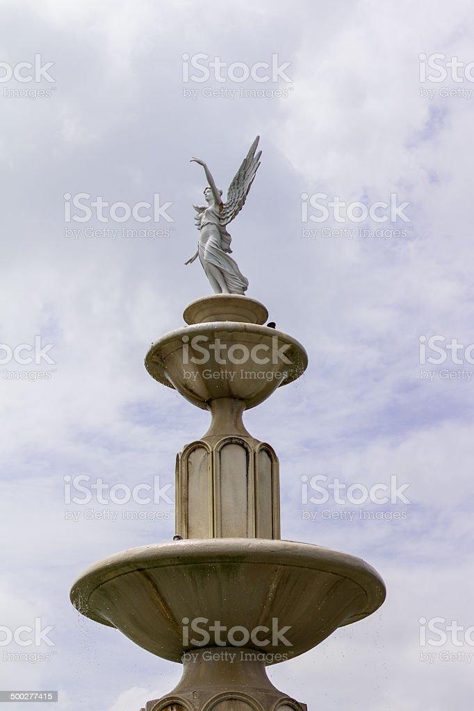 Engel-statue Lizenzfreies stock-foto