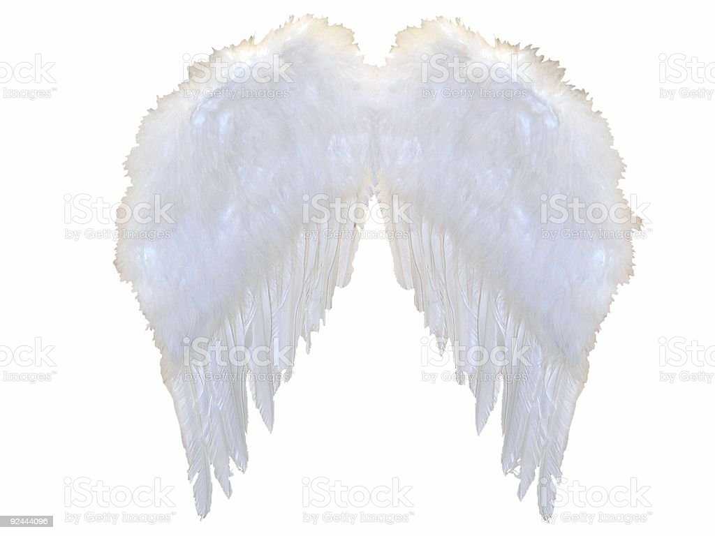 Angel Wings royalty-free stock photo