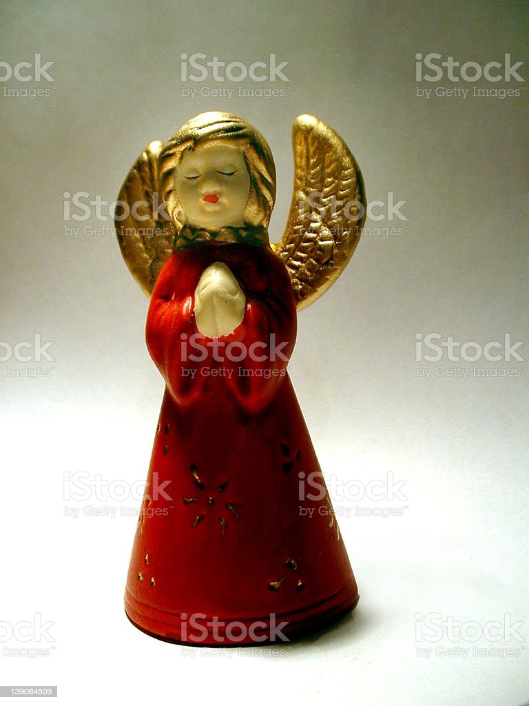 Angel#1 royalty-free stock photo