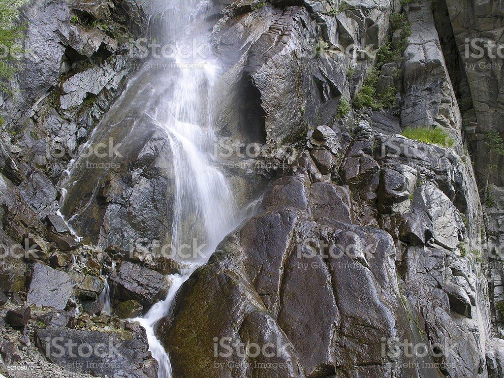 Angelic Falls stock photo