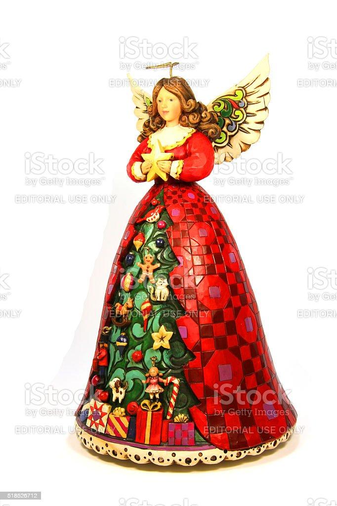 Angelic stock photo