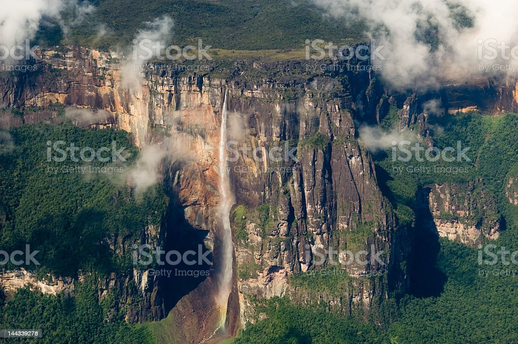 Angel's Falls royalty-free stock photo