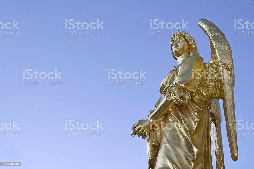 Angels royalty-free stock photo