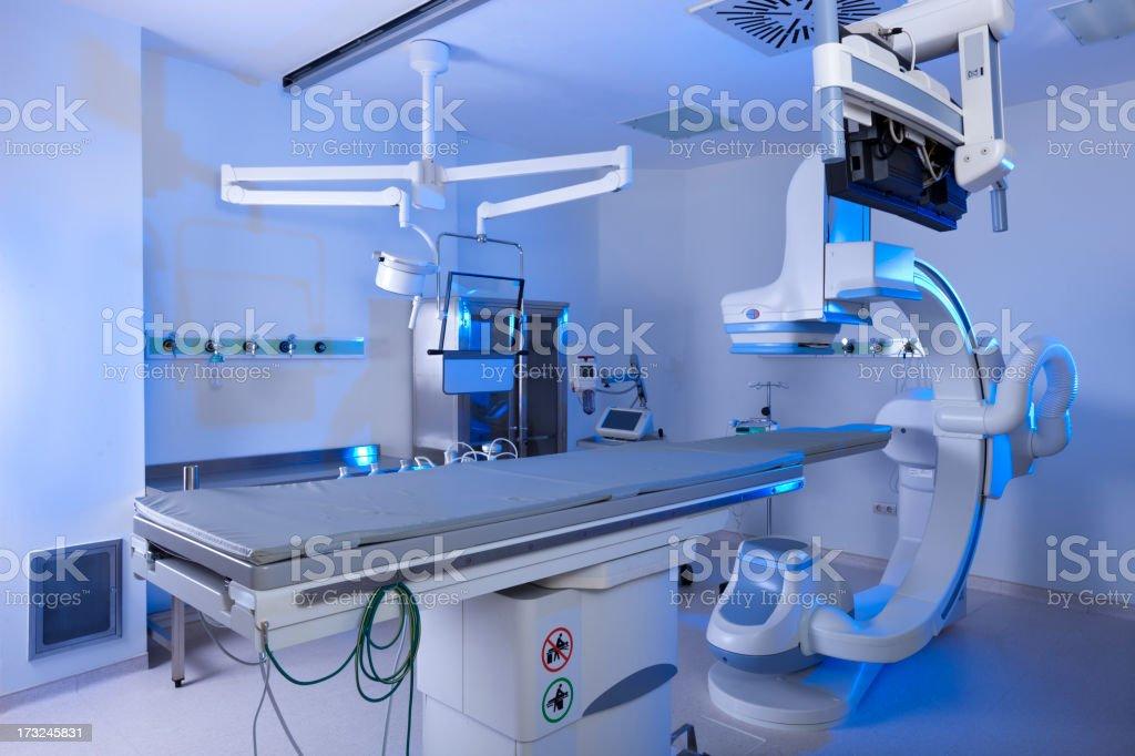 angio room stock photo