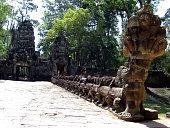 Angkor kingdom, Siem Reap, Cambodia.