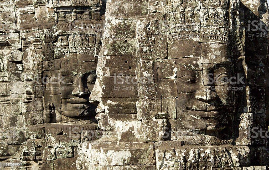 Angkor Wat photo libre de droits