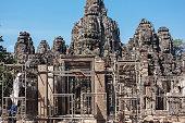 Angkor Wat reconstruction