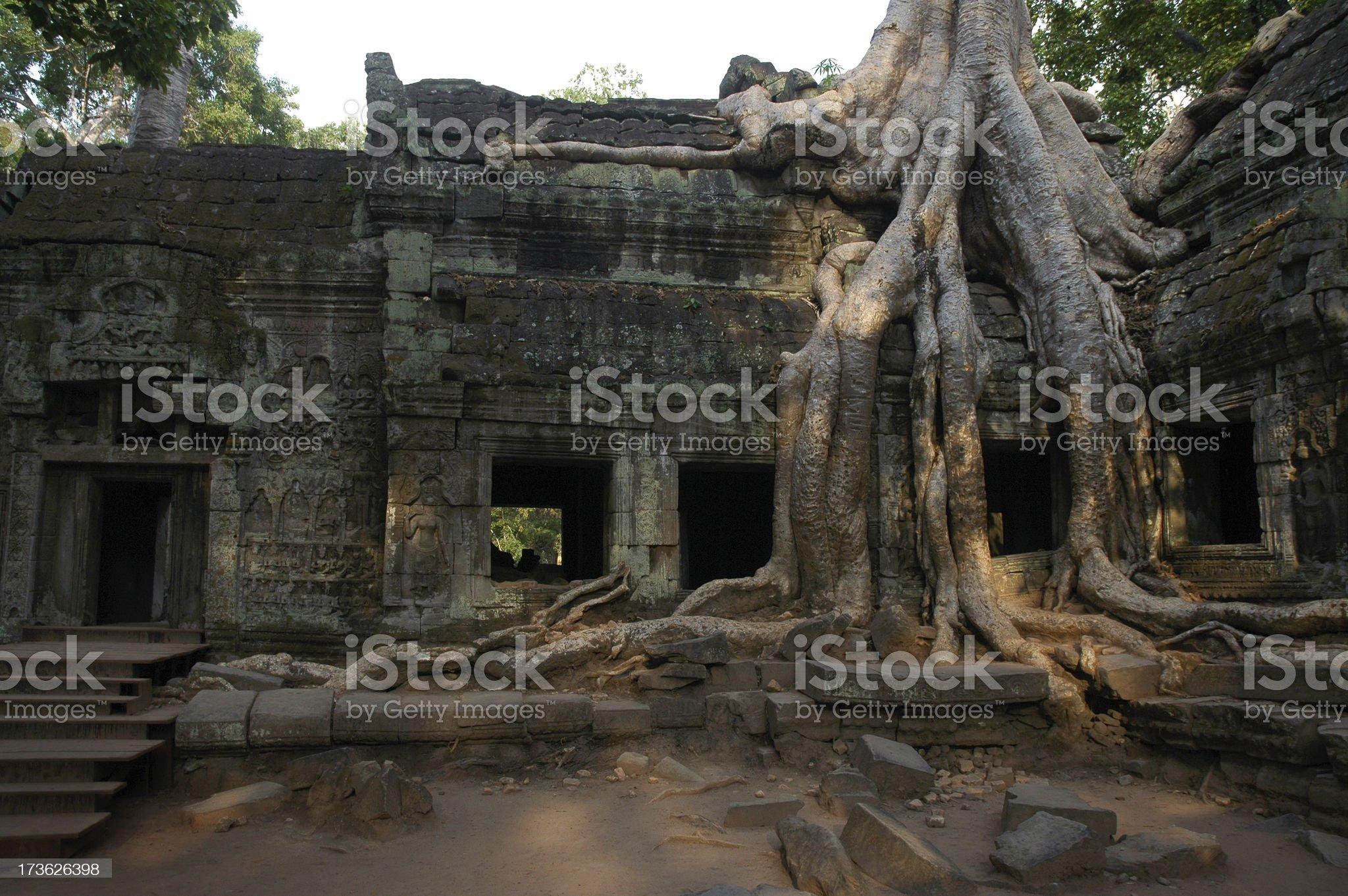 Angkor Watt royalty-free stock photo