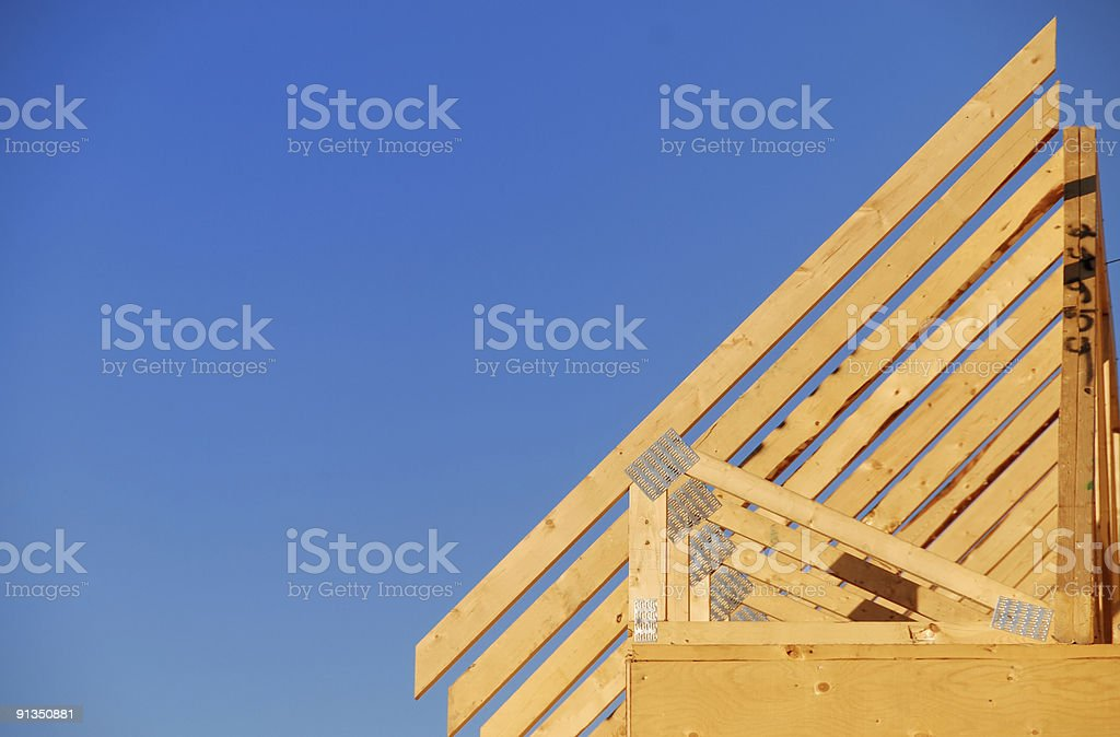 Angled Frame royalty-free stock photo