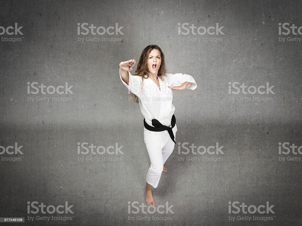 Women Sexy Karate Pics 82