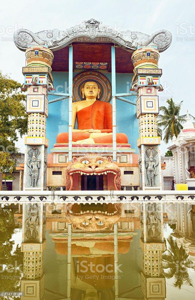 Angurukaramulla Temple, Negombo, Sri Lanka stock photo