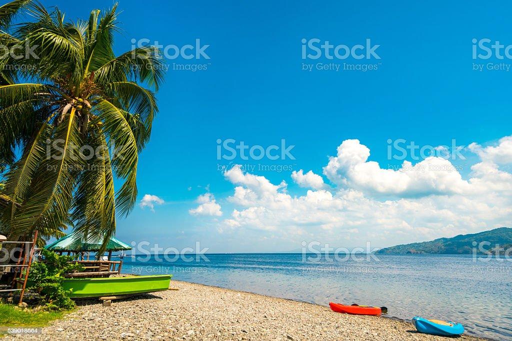 Anilao, Batangas stock photo