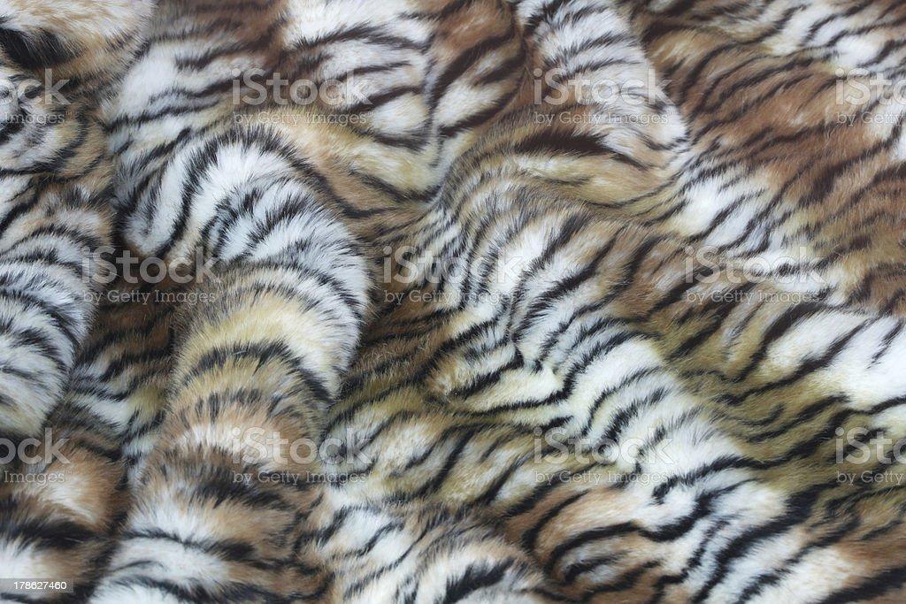 Animal Fur royalty-free stock photo
