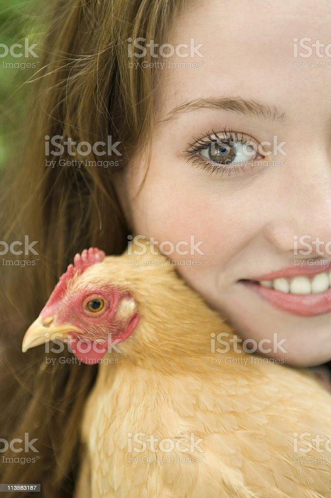 animal lover royalty-free stock photo
