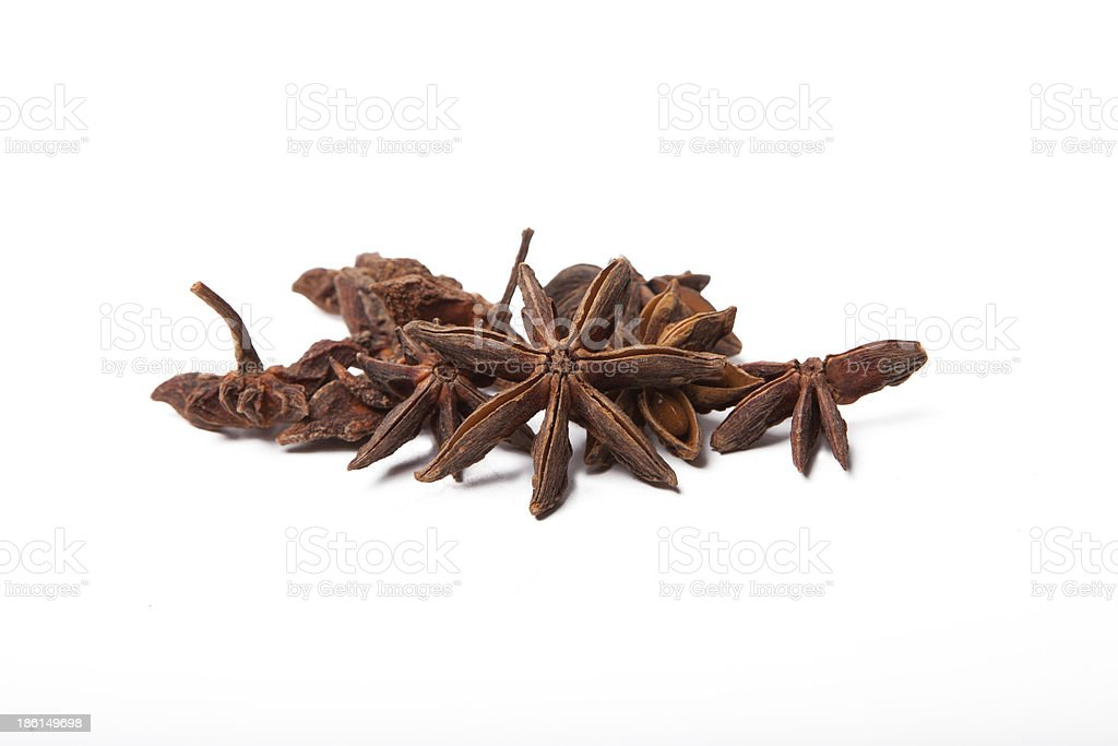 Anise royalty-free stock photo