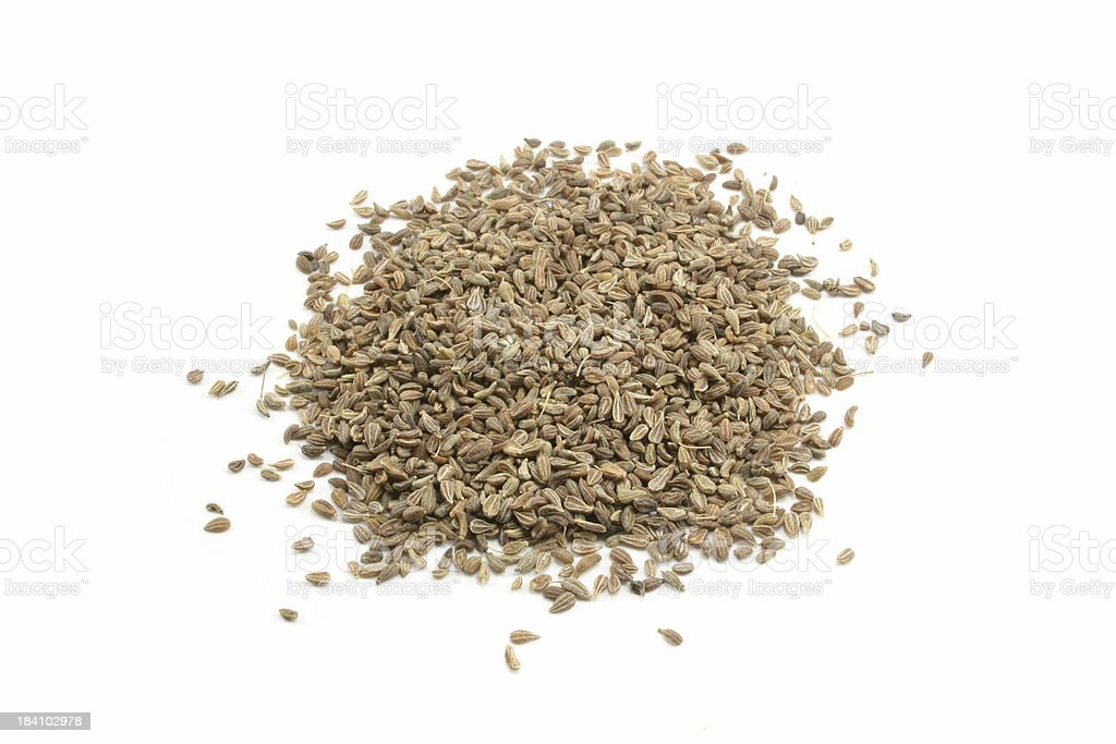 Anise Seed stock photo