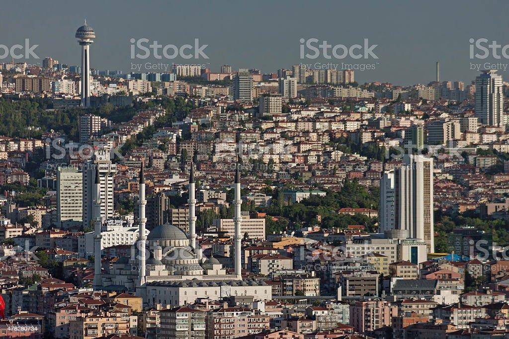 Ankara Turkey stock photo