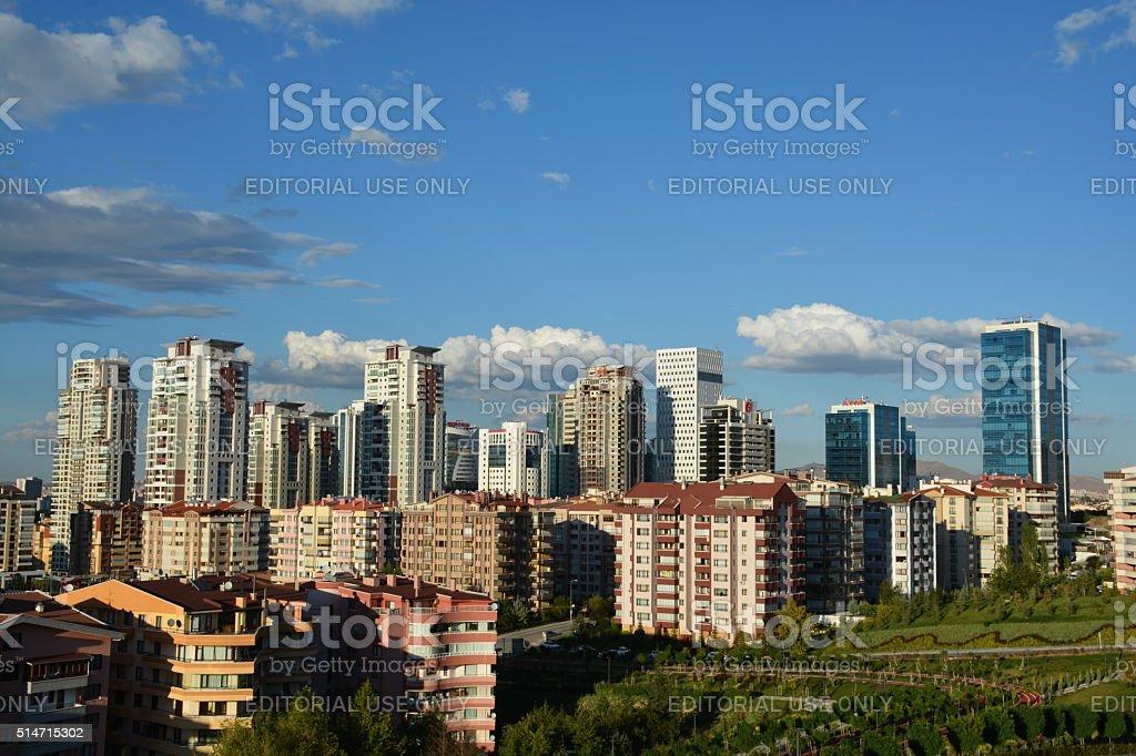 Ankara. Turkey stock photo