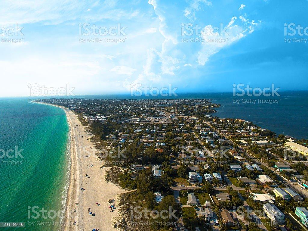 Anna Maria Island, Florida stock photo