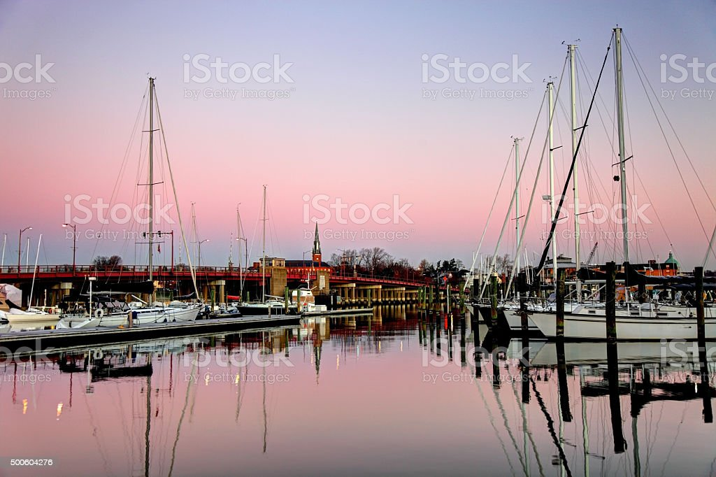 Annapolis, Maryland stock photo