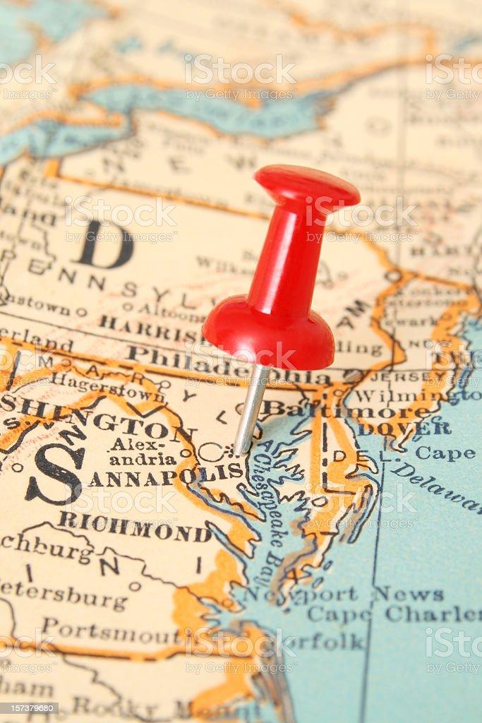 Annapolis stock photo