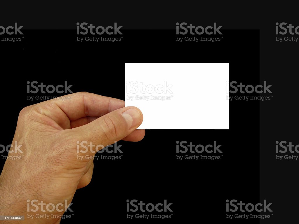 announce it 1 royalty-free stock photo