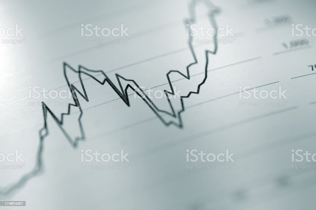 annual report series stock photo