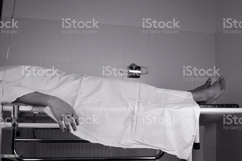 Anonymous  Body stock photo