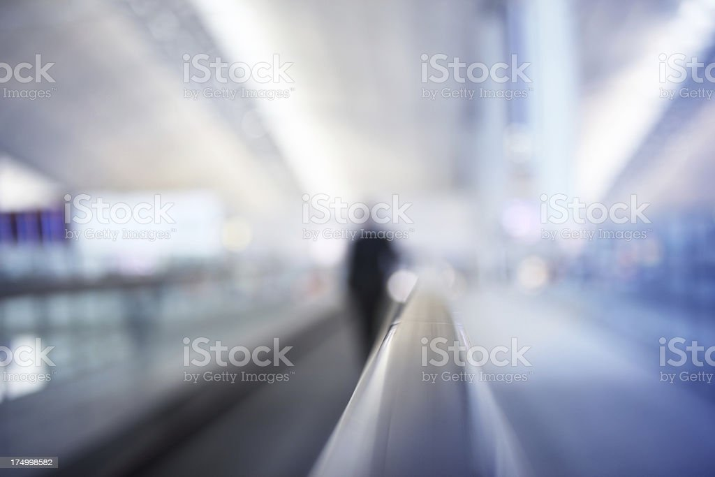 Anonymous in the City stock photo