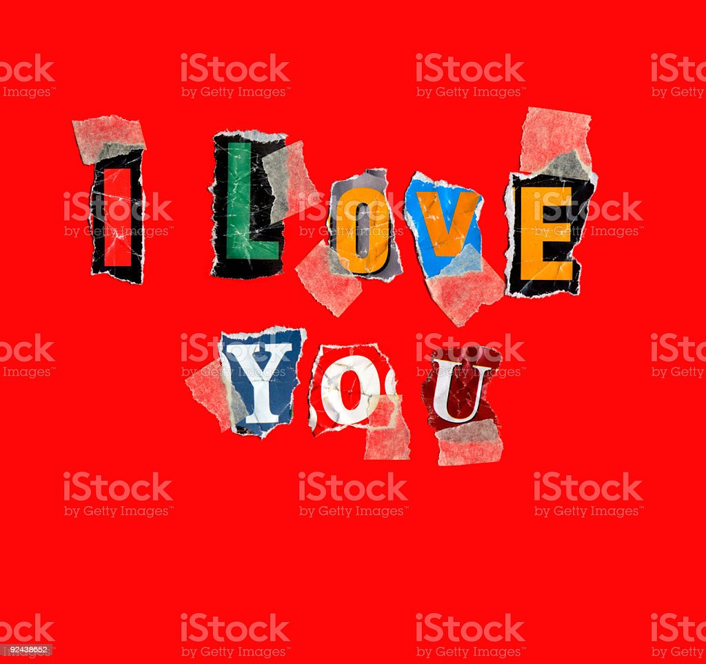 Anonymous lover royalty-free stock photo
