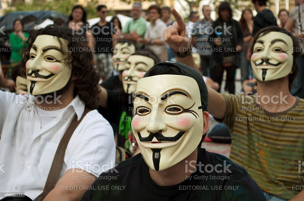Anonymous stock photo