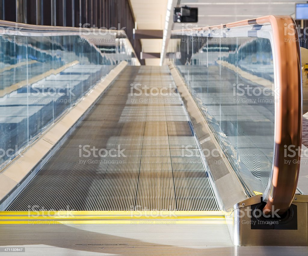 Another Airport Terminal royalty-free stock photo