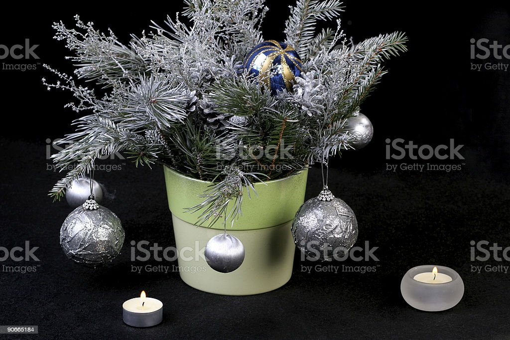 Another christmas decoration royalty-free stock photo