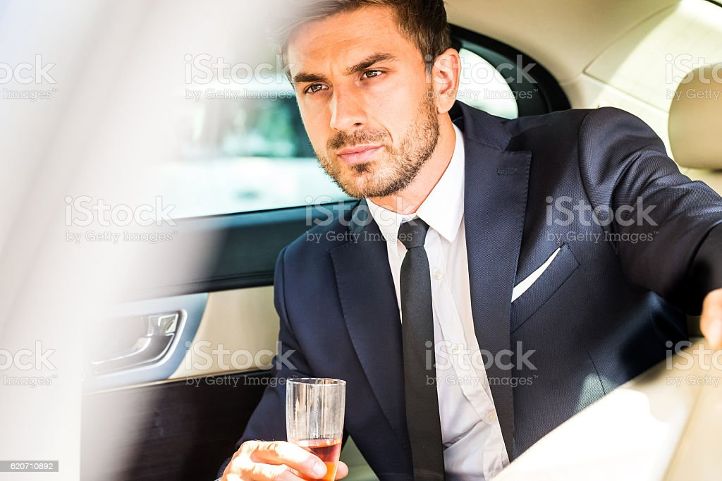 Another day, Another Win! stock photo