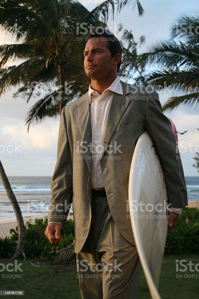 Another Day at Work royalty-free stock photo