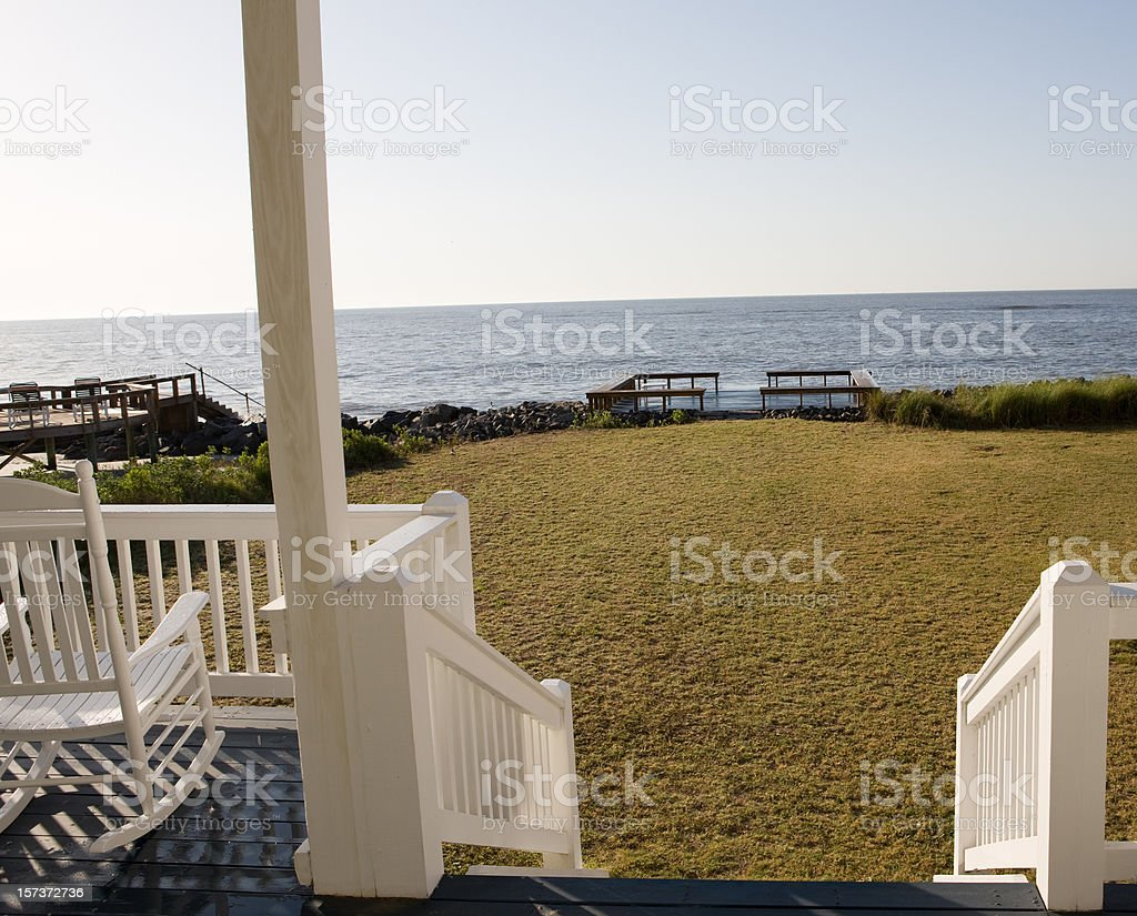 Another Day in Paradise royalty-free stock photo